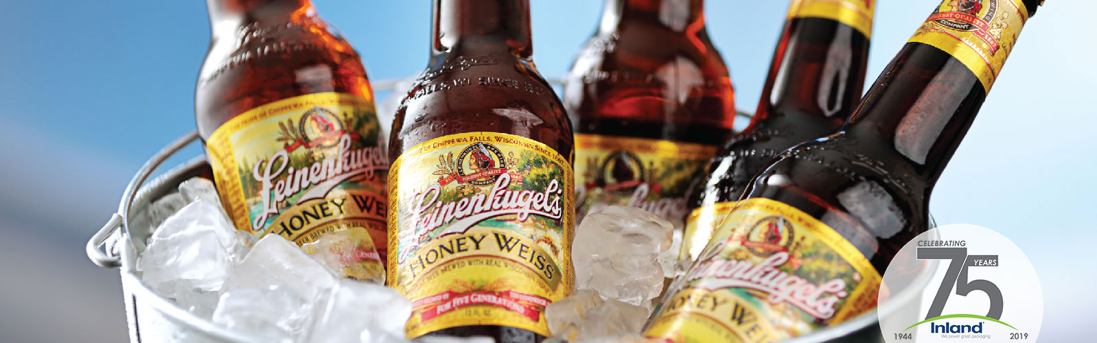 Leinenkugels Honey Weiss label