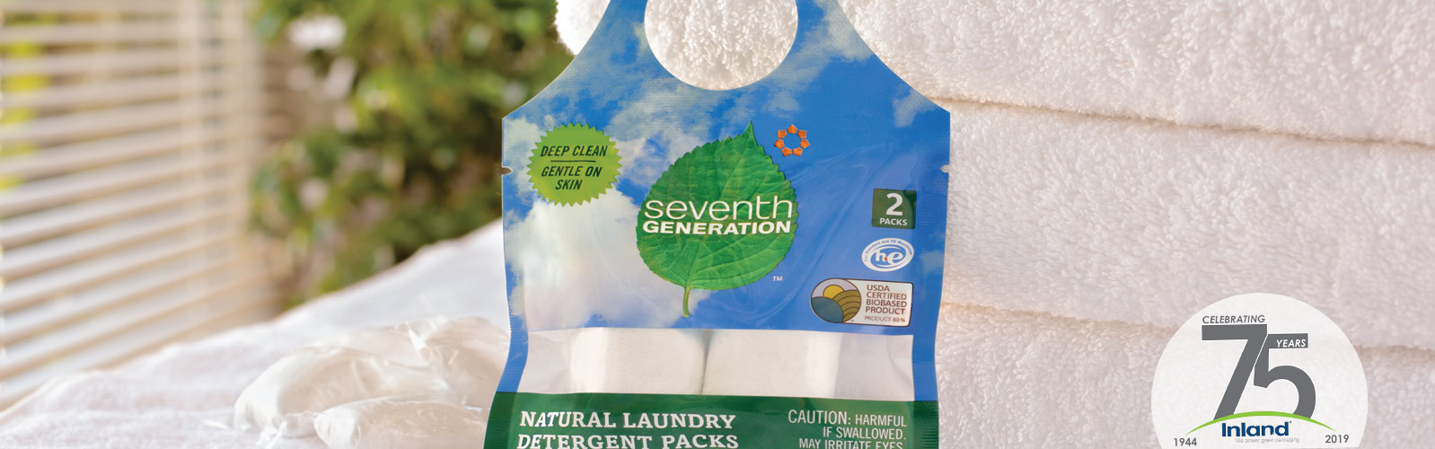 Seventh Generation Sachet Flexible Packaging