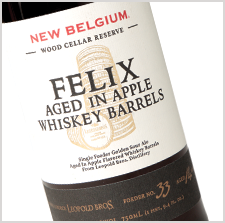 New Belgium Single Foeder Felix
