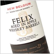 New Belgium Single Foeder Felix