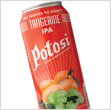 Potosi Shrink Sleeve Label