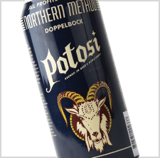 Potosi_Dopplebock Shrink Label