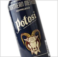Potosi_Dopplebock Shrink Label