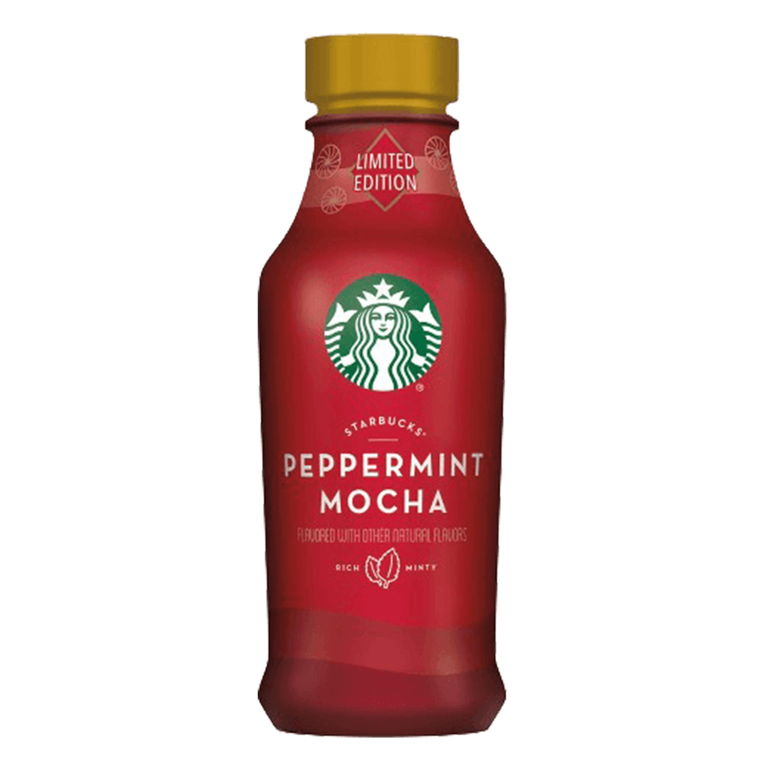 Starbucks Roll Fed Shrink Sleeve Label