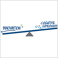 Innovation vs. Creative Expression