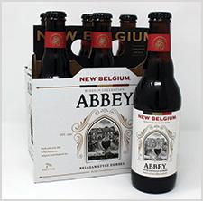New Belgium - Abbey Label GDUSA Award