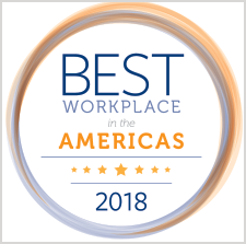 2018 Best Workplace in America Logo
