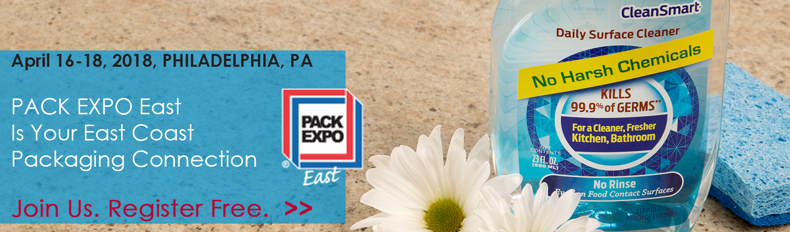 Pack Expo East Register Now