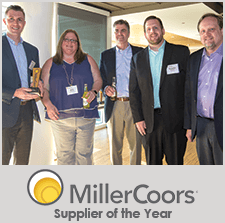 MillerCoors Supplier of the Year