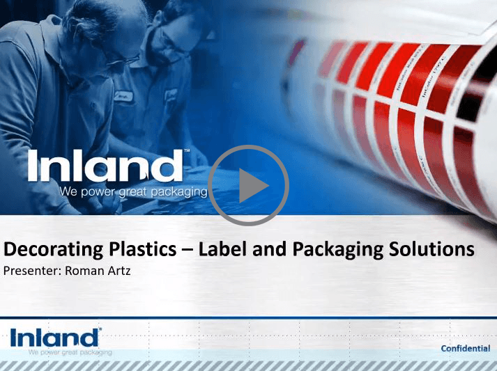 Decorating Plastics Packaging and Label Solutions
