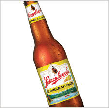 Cut and Stack Beer Label