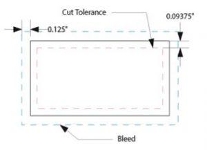 Cut Tolerance Visual