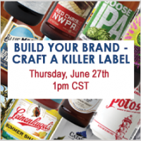 Webinar: Build Your Brand-Craft a Killer Label