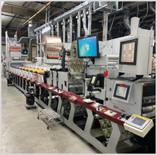 Flexo Press on the Move
