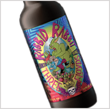 Three Floyds, Rabbid Rabbit Saison Ale