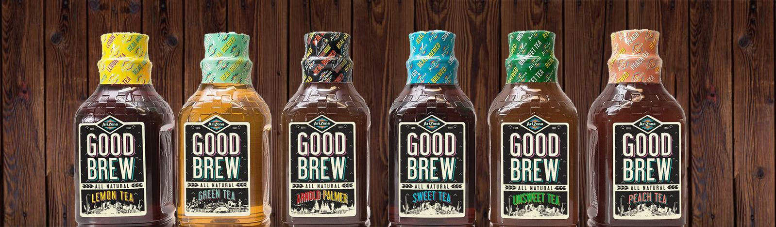 Arizona Beverage Labels