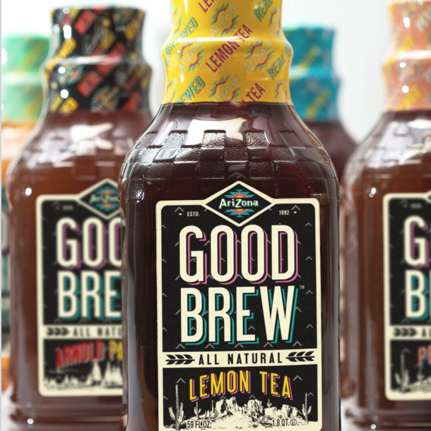 Good Brew PSL Labels