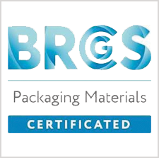 BRC Certification Badge